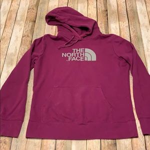 The North Face Hoodie. Size Medium.